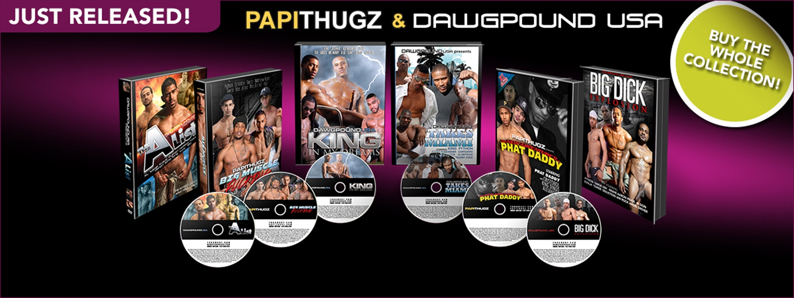 DAWGPOUND - PAPITHUGZ COLLECTION